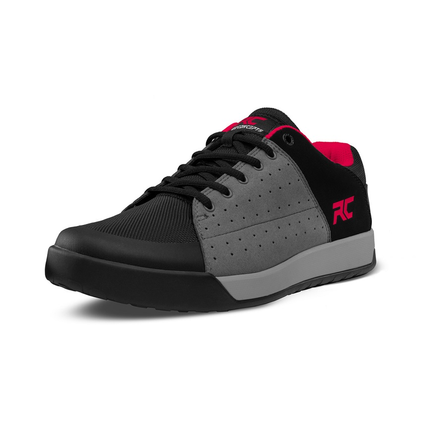 Ride Concept - Livewire Men's - Charcoal/Red